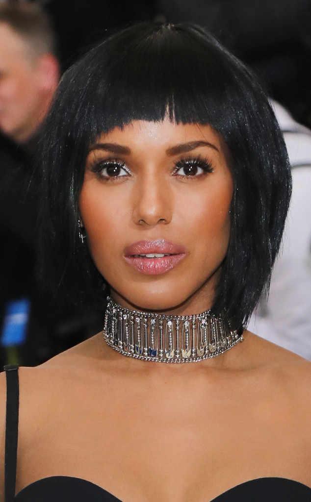 How scandalous can kerry washington be hairstyle review kerry washington bob a licious pmusecretfo Choice Image